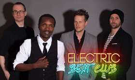Die Liveband mit DJ Sound - electric-beat-club