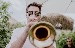 Hochzeitsband: All Jazz Ambassadors Live in der Steiermark 2019 - All Jazz Ambassadors