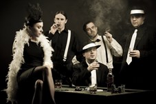Hochzeitsmusik - Band-Typ: Cover-Band - Wien - Al Capone Band