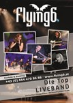Hochzeitsmusik - Band-Typ: Cover-Band - Flying6