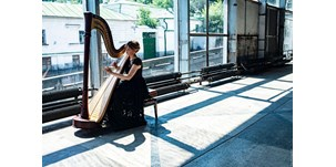 Hochzeitsmusik - Musikrichtungen: 90er - Graz - Harpist For Your Event in Graz