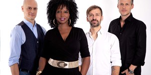 Hochzeitsmusik - Band-Typ: Cover-Band - Purkersdorf - EBC feat. Rachelle Jeanty