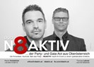 Hochzeitsband - Duo/Trio N8AKTIV .....world of music