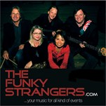 Hochzeitsmusik - Band-Typ: Cover-Band - Salzburg - THE FUNKY STRANGERS