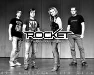 Hochzeitsmusik - Oststeiermark - ROCKET - the pop-rock Coverband