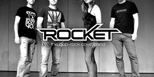 Hochzeitsmusik - Band-Typ: Rock-Band - Graz und Umgebung - ROCKET - the pop-rock Coverband
