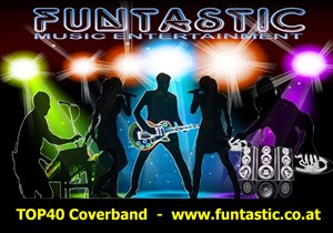 Hochzeitsmusik - FUNTASTIC music entertainment