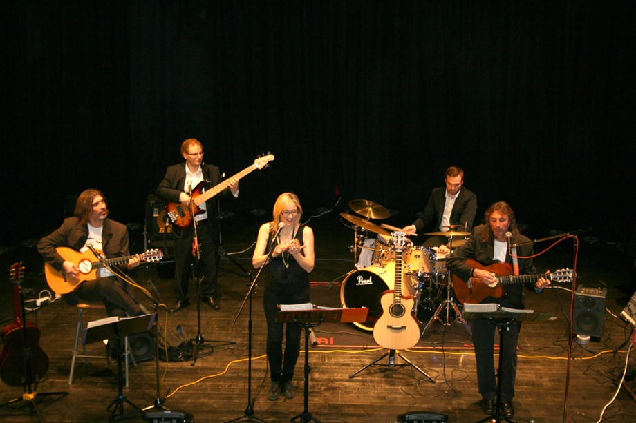 Hochzeitsband: TAKE FIVE live in concert - Latin Night - TAKE FIVE