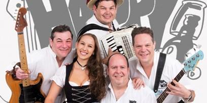 Band Hochzeitsband Bayern Partyband Connection Five Aus Munchen