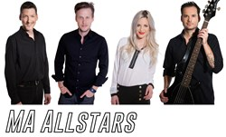Hochzeitsmusik - Band-Typ: Cover-Band - MA Allstars