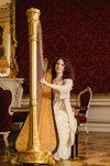 Hochzeitsmusik - Band-Typ: Duo - Wien - Your Event Harpist - Veronika Villanyi
