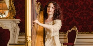 Hochzeitsmusik - Band-Typ: Trio - Weinviertel - Your Event Harpist - Veronika Villanyi