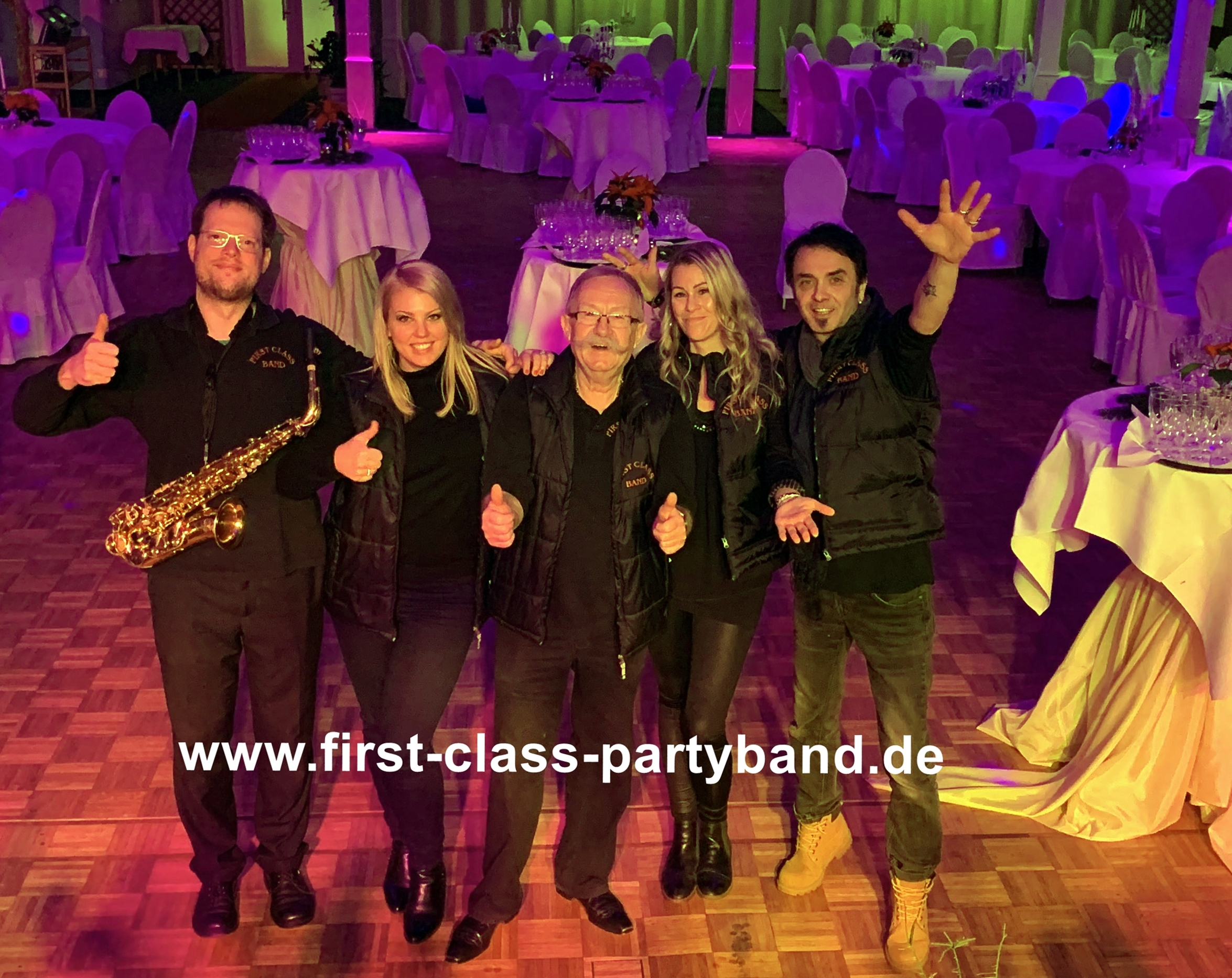 First Class Partyband Music For All Generations Coverband Hochzeitsband Partyband Hochzeitsband In Deutschland