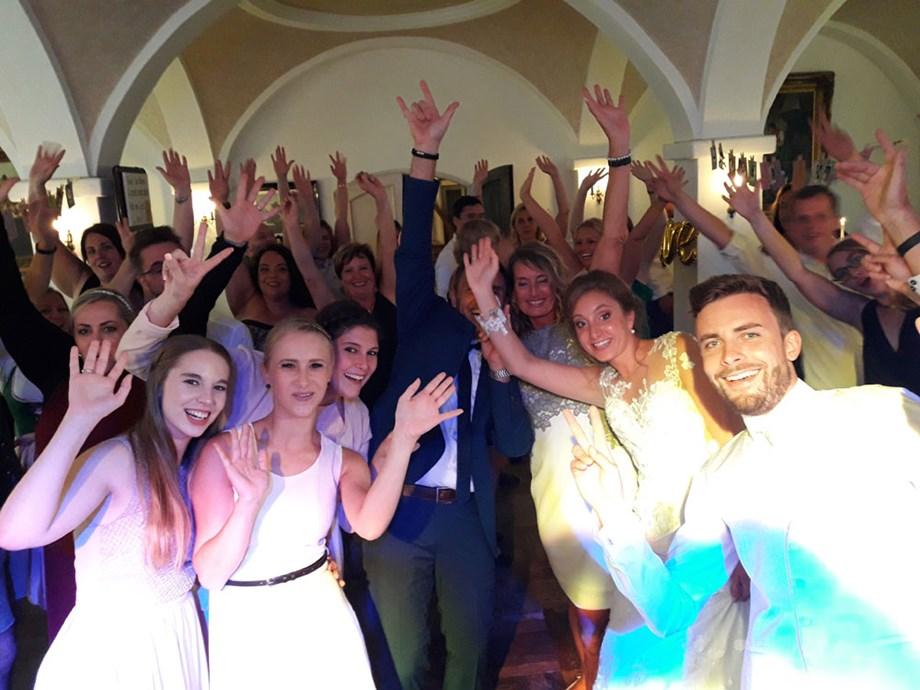 Hochzeitssanger Hochzeitsband Cadenza Unplugged Hochzeiten